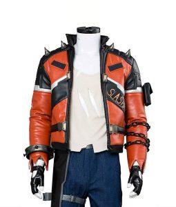 Overwatch Slasher 76 Halloween Skin Jacket