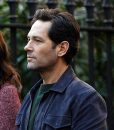 Paul Rudd Living With Yourself Suede Leather Jacket