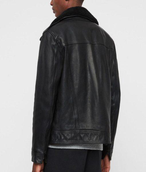 PeterFour Pocket Black Jacket