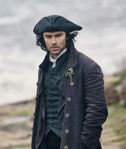 Ross Poldark Trench Coat