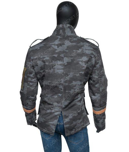 Jake Muller Resident Evil 6 Military Jacket