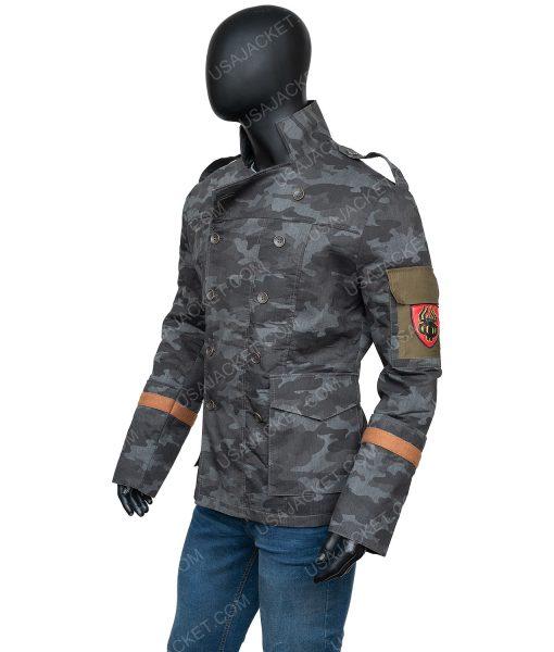 Resident Evil 6 Double Breasted Jake Muller Jacket