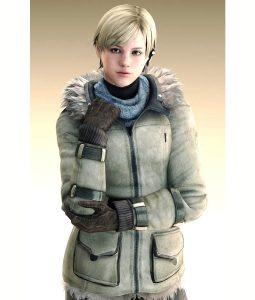 Resident Evil 6 Sherry Brikin Leather Jacket