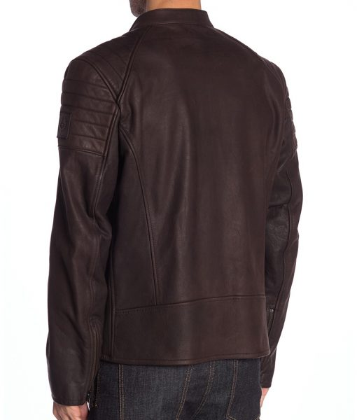 Richard R. Gooden Café Racer Jacket