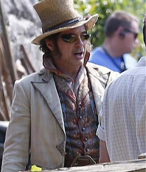 Robert Downey Jr Doctor John Dolittle Coat