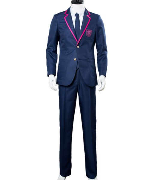 Marcus Lopez School Uniform Suit