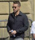 Ryan Reynolds 6 Underground Cotton Jacket