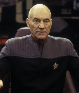 Star Trek Picard Cotton Jacket