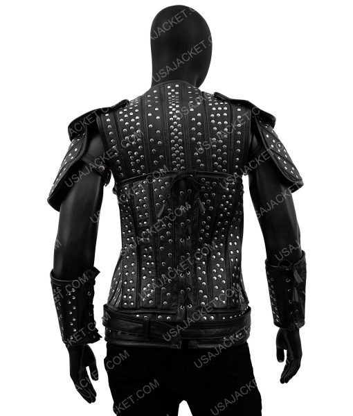 Geralt of Rivia The Witcher Jacket