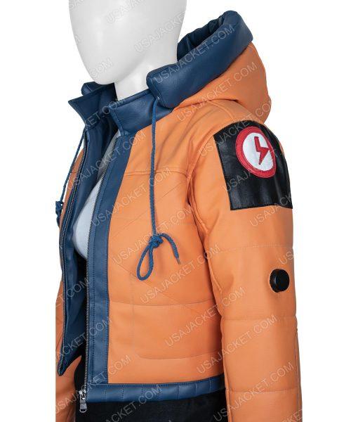 Apex Legends Season 02 Wattson Jacket With Hood