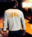 Grand Theft Auto 5 Jacket With Scorpion Patch