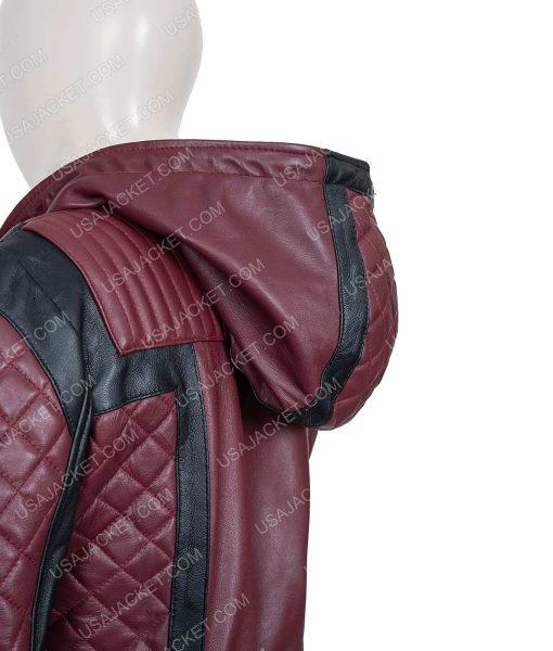 Why Women Kill Taylor Harding Leather Jacket