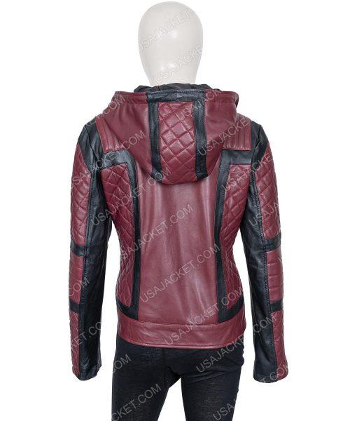 Why Women Kill Taylor Harding Hooded Jacket