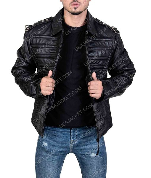 Will you be There Michael Jackson Leather Jacket