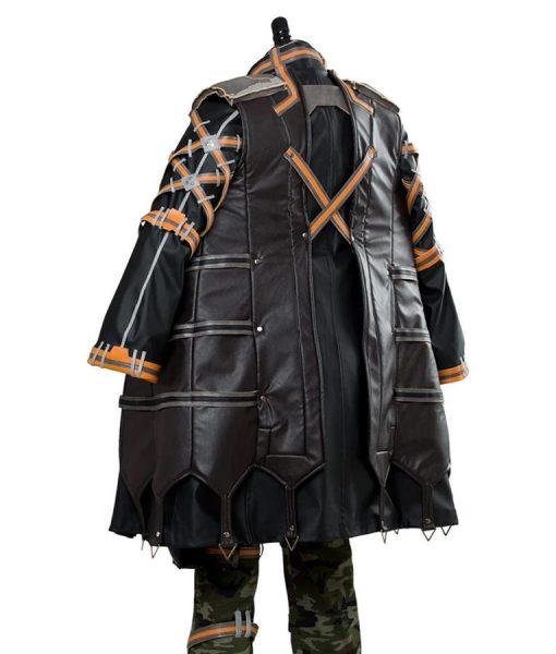 Code Vein Yakumo Black Coat