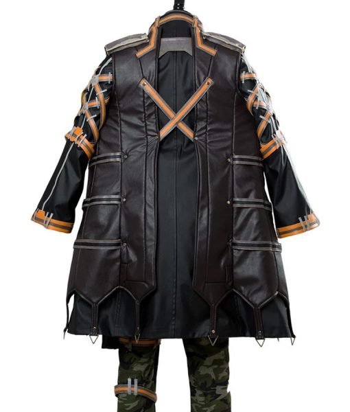 Yakumo Code Vein Leather Coat