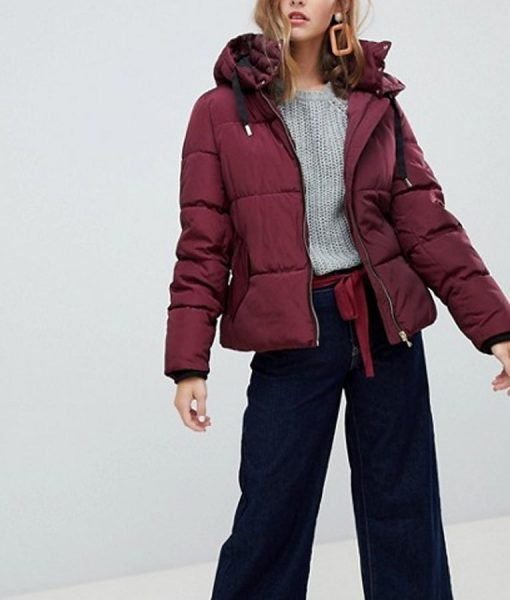 The Holiday Calendar Abby Sutton Quilted Jacket
