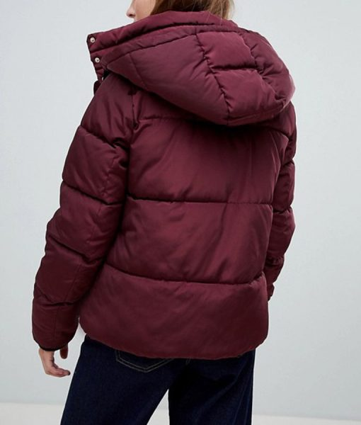 Abby Sutton Hooded Jacket