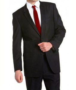 Hitman 2 Silent Assassin Black Suit