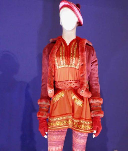 Anna Kendrick Noelle Shearling Jacket