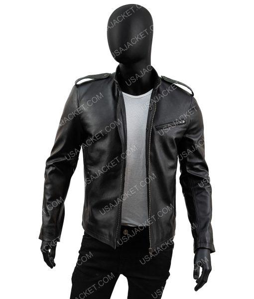 Antonio Dawson Detective Chicago P.D Black Jacket