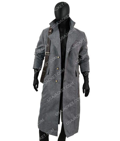 Bloodborne Grey Coat