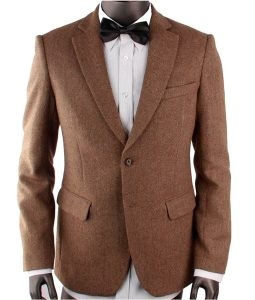 Brian Tweed Brown Blazer