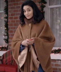 Vanessa Hudgens The Knight Before Christmas Coat