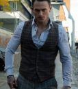 Charlie's Angels Jonathan Tucker Checkered Vest