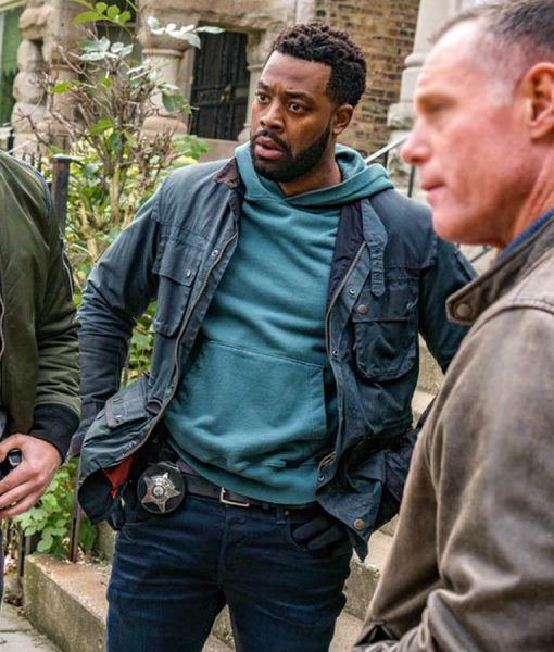 Chicago P.D Kevin Atwater Cotton Jacket