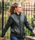 Chicago P.D. Tracy Spiridakos Jacket