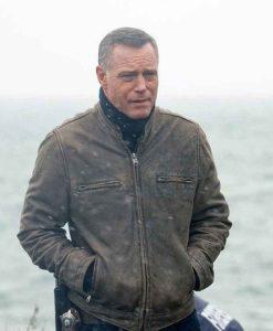 Chicago P.D. S07 Hank Voight Leather Jacket