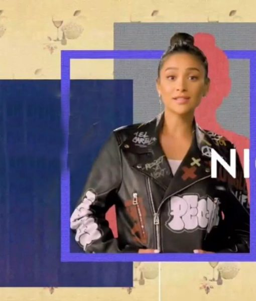 Stella ColeBrown Leather Jacket