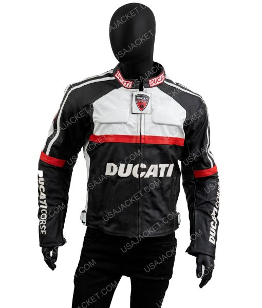 Ducati Corse Leather Jacket