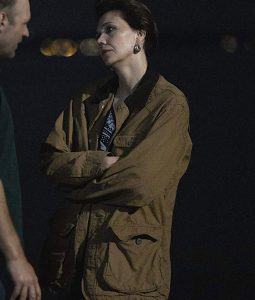 Eileen military Jacket