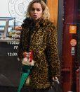 Emilia Clarke Last Christmas Kate Coat