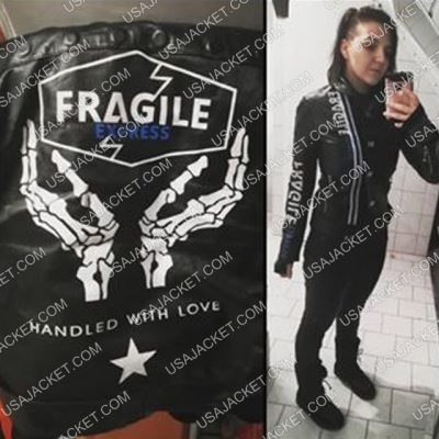 Fragile Express Death Stranding Jacket Customer Image
