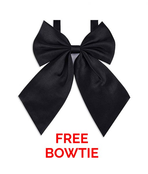 Free Bow Tie For Womens