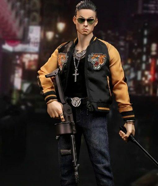 Gangster Kingdom Club 2 Letterman Jacket
