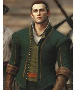 Greedfall Sir De Sardet Jacket
