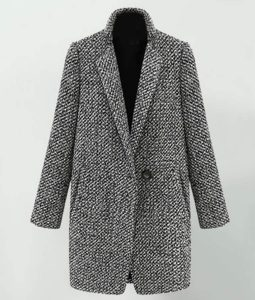 Womens Slim Coat
