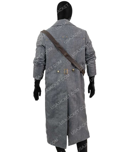 Bloodborne The Hunter Trench Coat