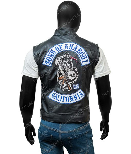 Son Of Anarchy Vest