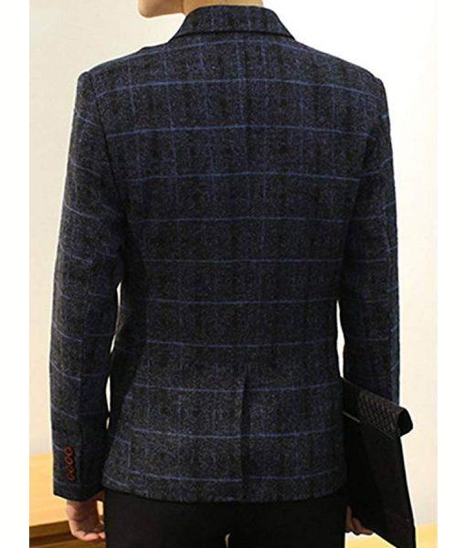 Jameson Slim Fit Single Buttoned Blazer