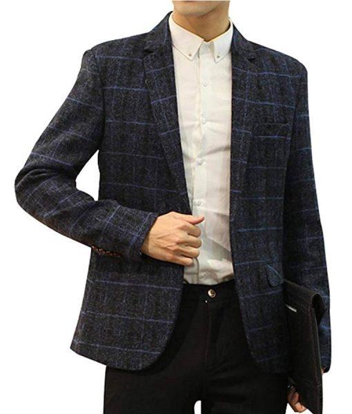 Jameson Wool Tweed Blazer