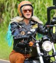 Katy Perry Harleys In Hawaii Biker Jacket