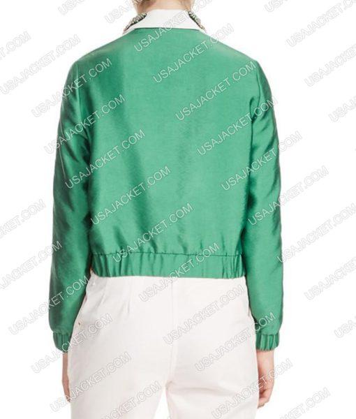 Lu Elite S02 Danna Paola Varsity Jacket