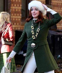 Laxi Green Coat