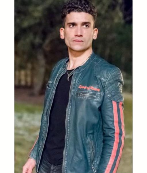 Nano Elite Leather Jacket