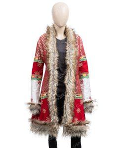 Noelle Anna Kendrick Noelle Kendrick Shearling Coat